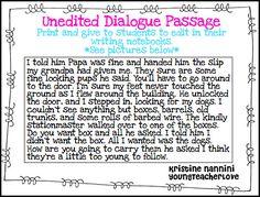 Teaching Dialogue in