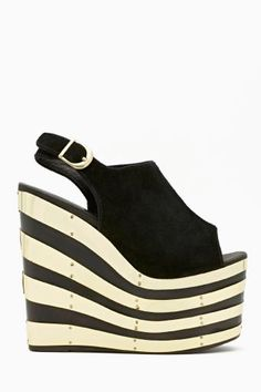 Jeffrey Campbell Snick Wedge