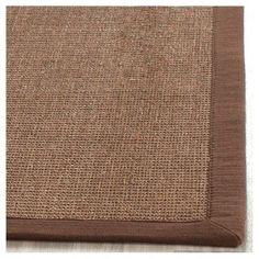 Klara Natural Fiber Accent Rug - Brown (2' 6 X 4') - Safavieh, Dark Brown