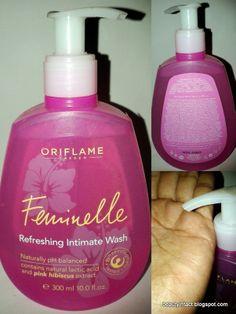 Feminelle Feminine Hygine Wash with organic lactic acid