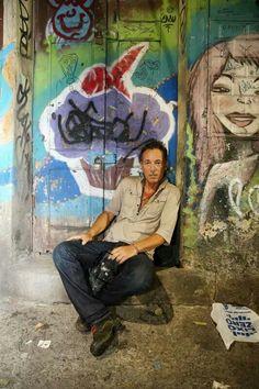Happy birthday, Bruce!  2013