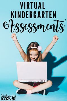 Have you thought about assessing your kindergarten students virtually? Read more about how Kindergarten Korner has created digital assessments in a screen-friendly format to improve accuracy and reliability. #digitalassessments #distancelearning #remotelearning #kindergartenteacher #kindergartenideas #onlineassessments #kindergarten #assessments