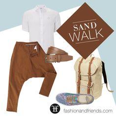 """Ausflug mit """"Sand Walk"""" ☀️"""