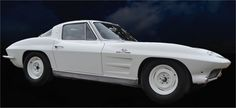 1963 Chevrolet Corvette Z06 Tanker 1 of 63 made. Ordered new by Mickey Thompson and street drive