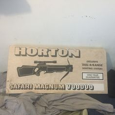 Horton Summit 150 Crossbow Manual