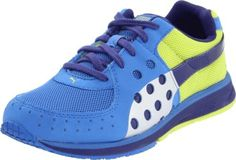 PUMA Faas 300 Sneaker (Little Kid/Big Kid) Puma. $28.68. BioRide technology allows for a smooth, natural gait. Fabric upper. Manmade sole. Non-marking rubber outsole. Synthetic and mesh. A sleek and simple running shoe