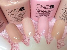 Afbeeldingsresultaat voor new wave collection shellac cnd