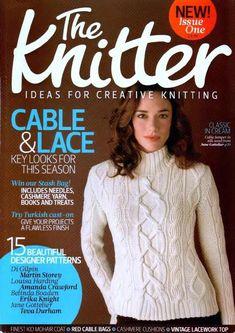 """Журнал """"The Knitter"""" №1 2009г (без реклам). Обсуждение на LiveInternet - Российский Сервис Онлайн-Дневников"""