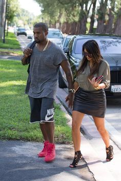 Kanye West and Kim Kardashian they are the perfect couple