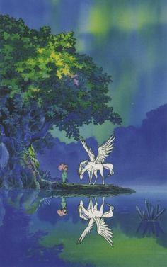 Chibiusa & Helios | Sailor Moon | www.soul-hunter.com