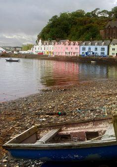 Portree , Isle of Skye, Scotland Carol Jeanne and I were there!