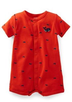 Carters  Whale Romper