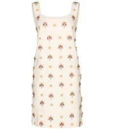 Emilio Pucci embellished dress #EmilioPucci #embellished #dress #crystals