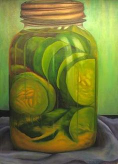 Learn how to make delicious sweet pickles from The Forgotten Arts from Yankee Publishing