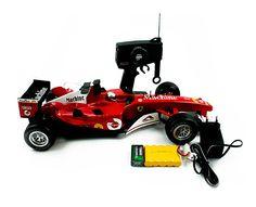 Zdalnie sterowany samochód RC Formuła 1. Sprawdź na www.supermisio.pl #zdalnie_sterowane #supermisiopl