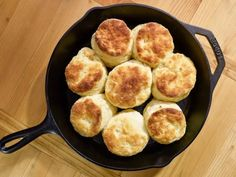Get Grapevine KY Buttermilk Biscuits Recipe from Food Network