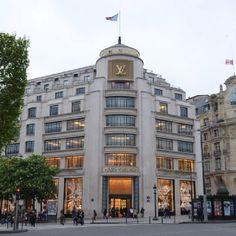 Louis Vuitton!