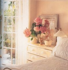 sweet white shabby chic