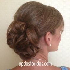bridesmaids updo's hairstyles for long fine hair - Google Search