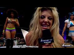 TNA IMPACT WRESTLING April 24 2015 - iMPACT WRESTLING 4/24/15 Night Of Knockouts - FULL REVIEW