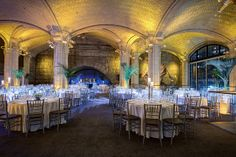 See the Google Street View Virtual Tour of Guastavino's at:  http://www.insidebusinessnyc.com/guastavinos-nyc-event-venue/ - #NYC #Eventspace #historical