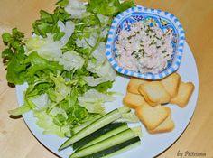Petiscana: Patê de salmão fumado