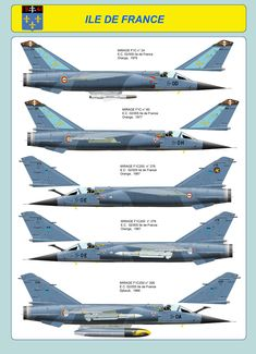 230 PROFILS IDF Military Jets, Military Aircraft, Dassault Aviation, Luftwaffe, Mustang, Fighter Jets, F1, Airplanes, Model Airplanes