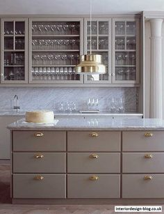 Mad About Marble - http://www.interiordesign-blog.co.uk/interior-design-ideas/mad-about-marble.html