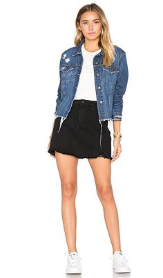 Shop for Nobody Denim Chloe Crop Jacket in Reclaimed at REVOLVE. Free 2-3 day shipping and returns, 30 day price match guarantee.