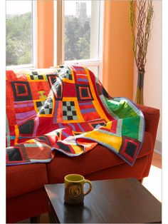 Chakla Quilt The colors and patterns in this quilt were inspired by traditional indian quilts, or chaklas. Malka Dubrawsky eProject Write a review $6.00 Availability: Download Now