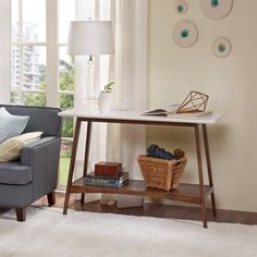 Avalon Console Table | Overstock.com Shopping - The Best Deals on Coffee, Sofa & End Tables