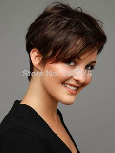 Aliexpress.com : Buy 2015 New Chic Pixie Cut Hairstyle Synthetic ...