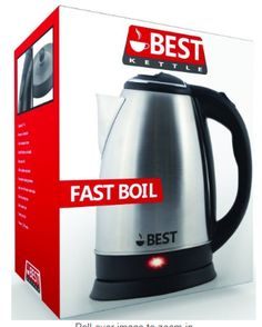 Best Electric Tea Cordless Kettle with Rapid Boil Technology 20 Liter Brushed Nickel Stainless Steel Finish ** You can get more details by clicking on the image. (This is an affiliate link) Cast Iron Cookware, Best Tea, Heating Element, Small Appliances, Kitchen Appliances, Drip Coffee Maker, Affiliate Marketing, Tea Pots, Stainless Steel