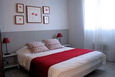 Le Pic saint Loup, la chambre rouge