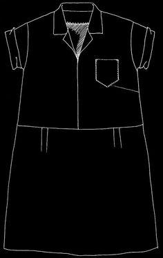 The Factory Dress Sewing Pattern | Merchant & Mills - Stitch 56 - 5