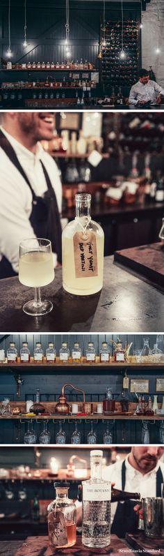 Timberyard Edinburgh Cocktails | Scandinavia Standard