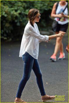 Miranda Kerr: Central Park Fun with Flynn! | 00, Celebrity Babies, Flynn Bloom, Miranda Kerr, Orlando Bloom Photos | Just Jared