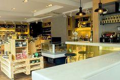 Orgullosos de nuestra tienda Gourmet. #tiendagourmet #gastrobar #retail…