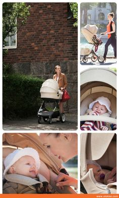 chic & tailored Stokke Beige Melange