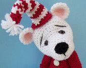 Crochet Pattern Favorite Teddy Bear by Teri by TeriCrewsCrochet