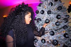 Dytto, Jasmine, Hoodie, Sweater, Brown, Instagram Posts, Model, Christmas, Dress