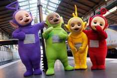 teletubise | The Teletubbies Are Coming Back to TV - Today's News: Our Take ...