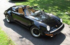 Porsche 911 Speedster black on tan - 1989 - Picture 10EEE592408874AA