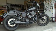 Harley-Davidson FXDXI Dyna Super Glide Sport