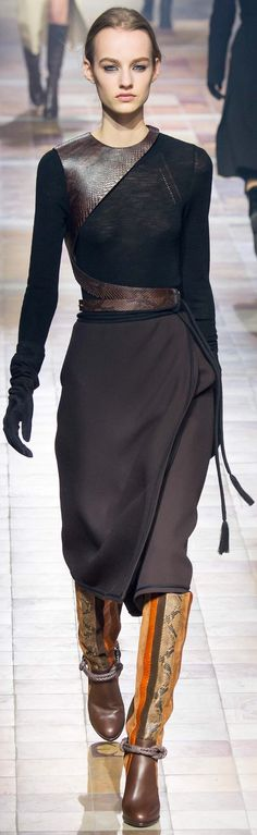 Lanvin, fall 2015 Ready-to-Wear
