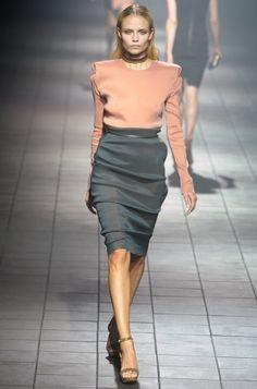 Lanvin Spring 2012 - Paris Fashion Week