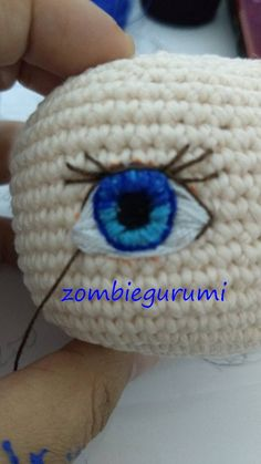 Awesome Amigurumi Crochet and Handicraft Doll for Your Kids! Awesome Amigurumi Crochet and Handicraft Doll for Your Kids! Crochet Bookmark Pattern, Crochet Doll Pattern, Crochet Patterns Amigurumi, Amigurumi Doll, Crochet Design, Amigurumi Free, Knitted Dolls, Crochet Dolls, Crochet Eyes