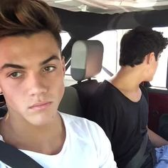 "Seriously this is one of my top favorite vines.   Watch Ethan Dolan's Vine ""Ooooooh baby Grayson Dolan"""