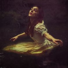 'The Way to Spoiled Dreams'- Brooke Shaden