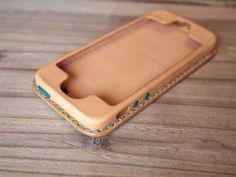 レザーiPhone 5sケース Kav'a2 カスタムオーダー商品